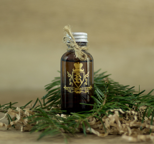 Royal Pine Beard Oil