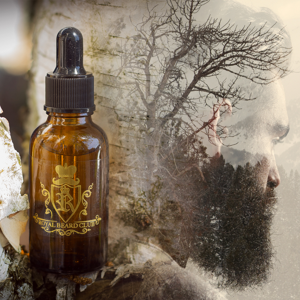 Beard Oils at Royal Beard Club - Natural Beard Care Products