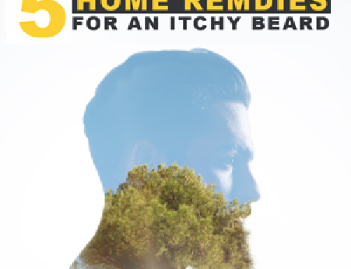 5 Home Remedies For An Itchy Beard