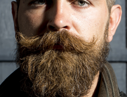 Growing A Beard The Healthy Way