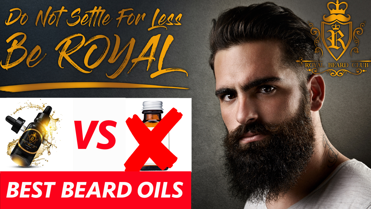 Best Beard Oils By Royal Beard Club